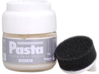 Unisex Palterm  529 Pasta Pra Couro Incolor - Tamanho Médio