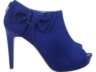 Summer Boot Feminina Ramarim 1129101 Azul - Tamanho Médio
