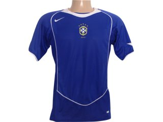 Camiseta Masculina Nike 190741 Azul - Tamanho Médio