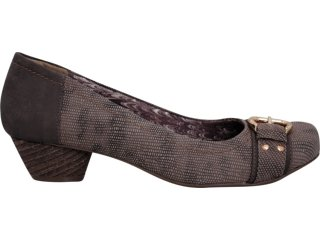 Sapato Feminino Via Marte 11-8201 Rato - Tamanho Médio