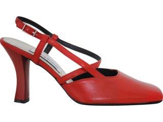 Chanel(x) Feminino Stephanie 853 Vermelho - Tamanho Médio