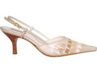 Chanel(x) Feminino Vizzano 146209 Dourado - Tamanho Médio