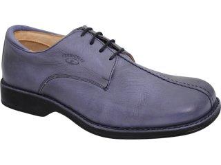Sapato Masculino Ferricelli 6095 Jeans - Tamanho Médio