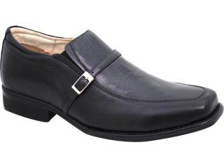 Sapato Masculino Ferricelli 805 Preto - Tamanho Médio