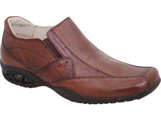 Sapato Masculino Ferricelli 3825 Tan - Tamanho Médio