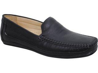 Sapato Masculino Ferricelli 1300 Preto - Tamanho Médio