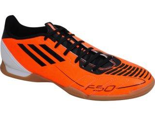 Tênis Masculino Adidas 5 in U44269 Laranja/preto - Tamanho Médio