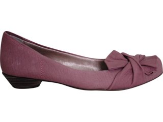Sapato Feminino Ramarim 111107 Orquidea - Tamanho Médio
