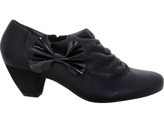 Sapato Feminino Campesi 1825 Preto - Tamanho Médio
