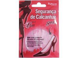 Seg de Calça Feminina Palterm  578 Segurança P/calçanhar Gel  Incolor - Tamanho Médio