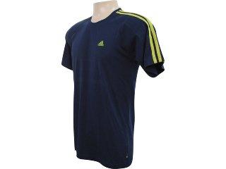 Camiseta Adidas 796913 Verdemarinho Comprar na Loja... 60ad22e0cfd39