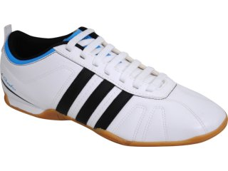 Tênis Masculino Adidas Adiquestra G29299 Branco/preto - Tamanho Médio