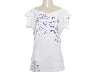 Blusão Feminino Checklist 19.10.1574 Branco - Tamanho Médio