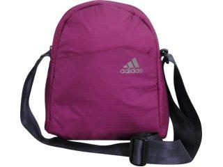 Bolsa Feminina Adidas V00438 Violeta - Tamanho Médio