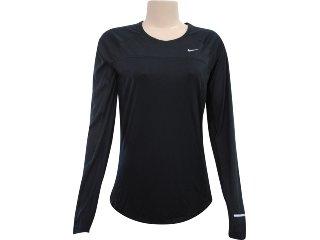 Camiseta Feminina Nike 405255-010 Preto - Tamanho Médio