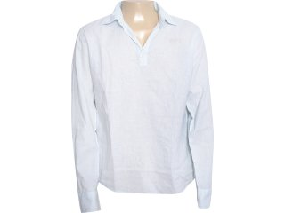 Camisa Masculina Coca-cola Clothing 313200192 Azul Claro - Tamanho Médio