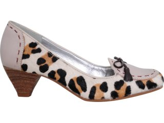 Sapato Feminino Tanara 0972 Onca - Tamanho Médio