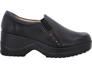 Sapato Feminino Dakota F2363 Preto - Tamanho Médio