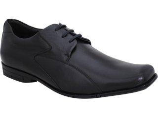 Sapato Masculino Ferracini 4186 Preto - Tamanho Médio