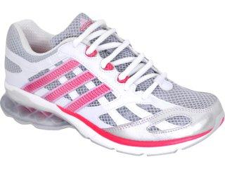 Tênis Feminino Adidas Lightning U44103 Branco/pta/rosa - Tamanho Médio