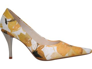 Sapato Feminino Vizzano 1109409 Florido - Tamanho Médio