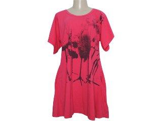 Camiseta Feminina Cavalera Clothing 09.02.0749 Rosa - Tamanho Médio