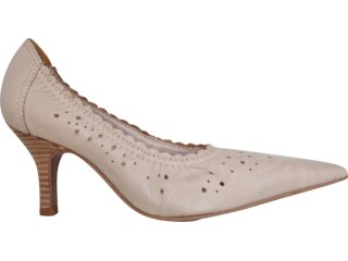Sapato Feminino Tanara 4116 Avelã - Tamanho Médio