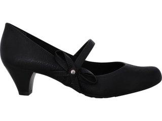 Sapato Feminino Ramarim 1164221 Preto - Tamanho Médio