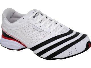 Tênis Masculino Adidas Modulate G29008 Branco/preto - Tamanho Médio