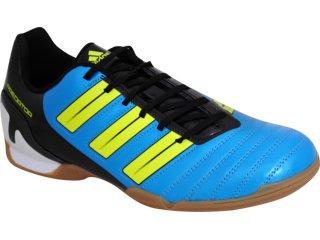 Tênis Masculino Adidas Predito G29059 Pto/verde/azul - Tamanho Médio