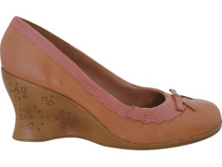 Sapato Feminino Dakota 3665 Avelã - Tamanho Médio