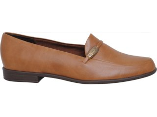 Sapato Feminino Piccadilly 250.079 Nozes - Tamanho Médio