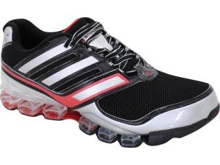 Tênis Masculino Adidas Intimidade G20451 Pto/pta/verm - Tamanho Médio