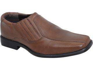 Sapato Masculino Fegalli 260 Ocre - Tamanho Médio