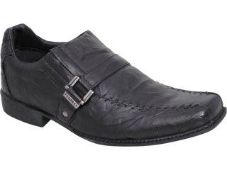 Sapato Masculino Fegalli 3004 Preto - Tamanho Médio