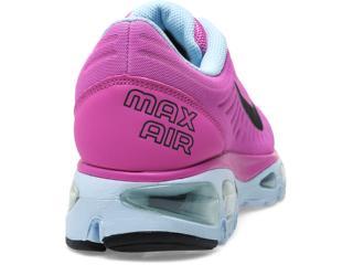13a96a4007d Tênis Nike 555415-604 AIR MAX T Violetapreto Comprar na...