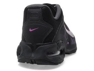 83e157d252c Tênis Nike 580434-004 AIR MAX L Pretovioleta Comprar na...