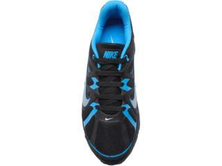 Tênis Nike 580429-004 AIR MAX L Pretoazul Comprar na... ade3926633e23
