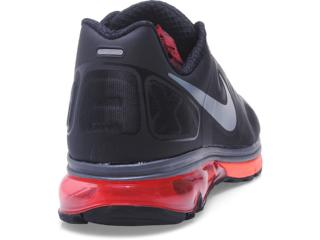 Tênis Nike 539928-005 AIR MAX F Pretolaranja Neon... 8d215d52e3a80