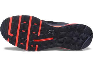 f7034f5f0af Tênis Nike 539928-005 AIR MAX F Pretolaranja Neon...