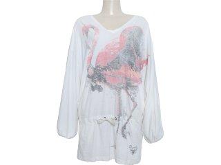 Vestido Feminino Cavalera Clothing 11.01.0563 Off White - Tamanho Médio