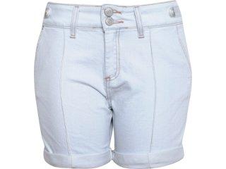 Bermuda Feminina Index 02.01.1291 Jeans - Tamanho Médio