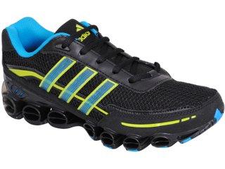 Tênis Feminino Adidas Adilightninbouce G40417 Preto/verde - Tamanho Médio