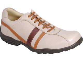 Sapato Masculino Ferricelli 300 Gelo - Tamanho Médio