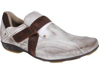 Sapato Masculino Fegalli 5200 Café - Tamanho Médio
