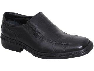 Sapato Masculino Mariner 7204 Preto - Tamanho Médio