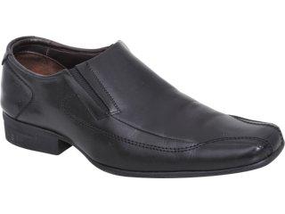 Sapato Masculino Art News 23004 Preto - Tamanho Médio