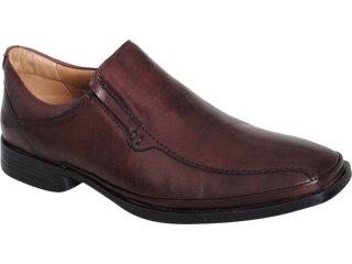 Sapato Masculino Ferricelli 4825 Brown - Tamanho Médio