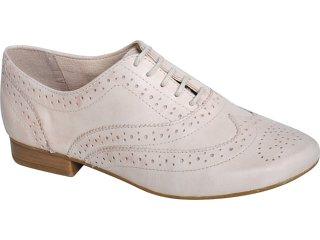 Sapato Feminino Bottero Oxford 149401 Nude - Tamanho Médio