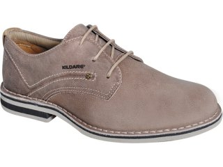 Sapato Masculino Kildare pp 144 Mouse - Tamanho Médio